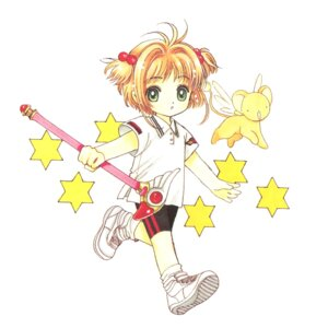 Rating: Questionable Score: 4 Tags: card_captor_sakura clamp kerberos kinomoto_sakura User: Omgix