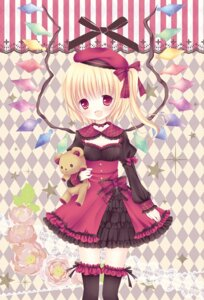 Rating: Safe Score: 26 Tags: flandre_scarlet lolita_fashion mizuse_ruka thighhighs touhou User: 椎名深夏