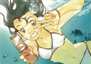 Rating: Safe Score: 5 Tags: bikini okazaki_takeshi platonic_chain swimsuits User: Radioactive