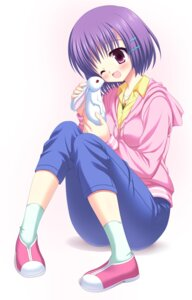 Rating: Safe Score: 14 Tags: hinata_keiichi mm! yuuno_arashiko User: blooregardo