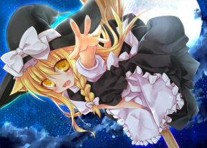 Rating: Safe Score: 14 Tags: inose_riku kirisame_marisa touhou witch User: 椎名深夏