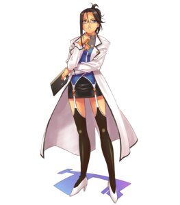 Rating: Safe Score: 5 Tags: garter hirano_katsuyuki igrius megane spectral_souls stockings thighhighs User: Radioactive