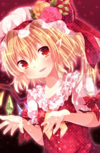 Rating: Safe Score: 19 Tags: flandre_scarlet pointy_ears ranhana touhou wings User: Dark_Person