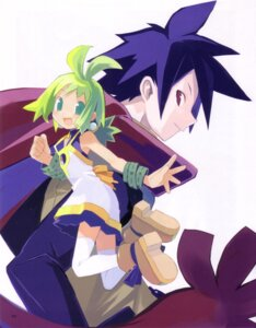 Rating: Safe Score: 4 Tags: ash harada_takehito marona phantom_brave User: petopeto