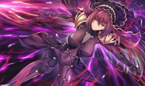 Rating: Safe Score: 29 Tags: armor bodysuit fate/grand_order feng_mouren scathach_(fate/grand_order) weapon User: Mr_GT