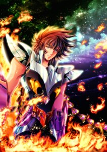 Rating: Safe Score: 10 Tags: male phoenix_ikki saint_seiya shijou_haruko User: charunetra