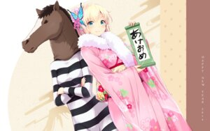 Rating: Safe Score: 51 Tags: boku_wa_tomodachi_ga_sukunai cait kashiwazaki_sena kimono mikazuki_yozora wallpaper User: fairyren