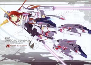 Rating: Safe Score: 28 Tags: asahiage gundam gundam_unicorn mecha_musume poco thighhighs User: admin2