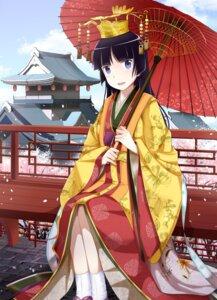 Rating: Safe Score: 43 Tags: edogawakid gokou_ruri kimono ore_no_imouto_ga_konnani_kawaii_wake_ga_nai User: SubaruSumeragi