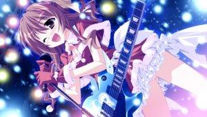 Rating: Safe Score: 15 Tags: christmas game_cg guitar hinata_mutsuki matsuoka_kanade pantsu skyfish yotsuiro_passionato! User: WtfCakes