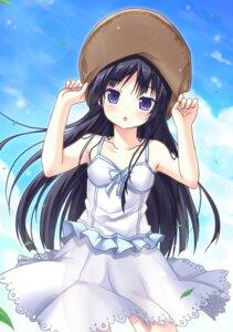 Rating: Safe Score: 39 Tags: dress gokou_ruri ore_no_imouto_ga_konnani_kawaii_wake_ga_nai see_through summer_dress yano_mitsuki User: 椎名深夏