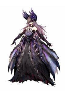 Rating: Safe Score: 17 Tags: anthropomorphization armor dress horns monster_hunter sukemyon User: Mr_GT