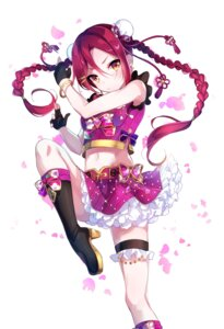 Rating: Safe Score: 35 Tags: asian_clothes garter goroo_(eneosu) heels love_live!_sunshine!! sakurauchi_riko User: BattlequeenYume