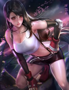 Rating: Safe Score: 95 Tags: cleavage final_fantasy final_fantasy_vii sakimichan tifa_lockhart User: charunetra