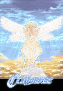 Rating: Safe Score: 5 Tags: clare claymore dress teresa wings User: Radioactive