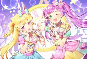 Rating: Safe Score: 17 Tags: animal_ears azit_(down) bunny_ears idol_time_pripara User: Mr_GT