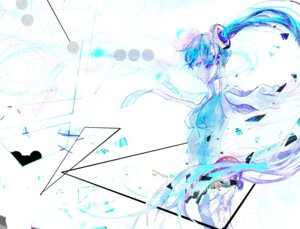 Rating: Safe Score: 12 Tags: enc/ddd hatsune_miku miku_append vocaloid User: Zenex
