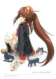 Rating: Safe Score: 13 Tags: key little_busters! na-ga natsume_rin neko seifuku User: admin2