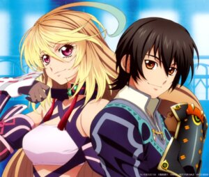 Rating: Safe Score: 13 Tags: jude_mathis mira_maxwell tagme tales_of tales_of_xillia User: Hatsukoi