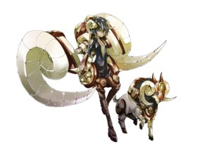 Rating: Safe Score: 7 Tags: cleavage horns sinlaire User: Radioactive
