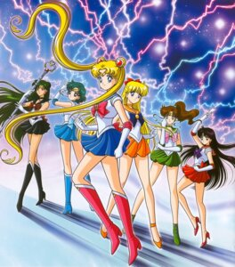 Rating: Safe Score: 22 Tags: aino_minako heels hino_rei jpeg_artifacts kino_makoto meiou_setsuna mizuno_ami sailor_moon tsukino_usagi User: cosmos