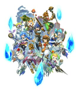 Rating: Safe Score: 8 Tags: final_fantasy final_fantasy_crystal_chronicles izumisawa_yasuhisa User: Radioactive