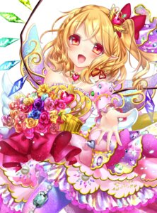Rating: Safe Score: 33 Tags: dress flandre_scarlet shanghai_bisu touhou wings User: Mr_GT