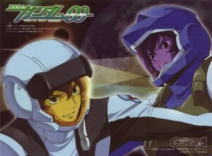 Rating: Safe Score: 2 Tags: chiba_michinori graham_aker gundam gundam_00 male screening setsuna_f_seiei User: Lua