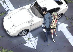 Rating: Safe Score: 38 Tags: bike_shorts dimension_w iwahara_yuuji mabuchi_kyouma yurizaki_mira User: DDD