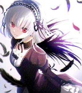 Rating: Safe Score: 31 Tags: gothic_lolita lolita_fashion napou1031 rozen_maiden suigintou wings User: Arsy