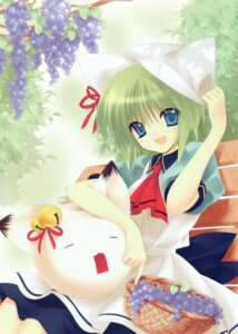 Rating: Safe Score: 13 Tags: greenwood midori ririka User: midzki