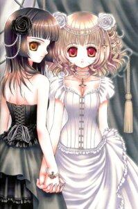 Rating: Safe Score: 10 Tags: gothic_lolita kazumi lolita_fashion plastic_moon User: charunetra