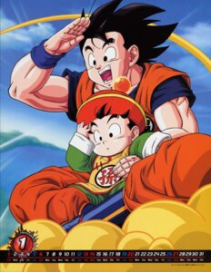 Rating: Safe Score: 6 Tags: calendar dragon_ball male son_gohan son_goku User: Radioactive
