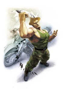 Rating: Questionable Score: 2 Tags: capcom guile ikeno_daigo male street_fighter street_fighter_iv User: Yokaiou