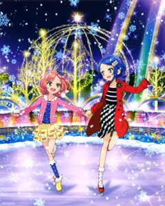 Rating: Safe Score: 17 Tags: ayase_naru pretty_rhythm pretty_rhythm:_rainbow_live rinne_(pretty_rhythm) sweater User: drop