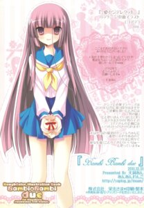 Rating: Safe Score: 16 Tags: an_an_wanco inugahora_an seifuku yandere User: inchi