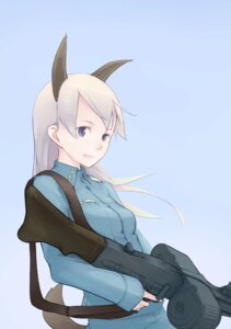 Rating: Safe Score: 2 Tags: eila_ilmatar_juutilainen gun ipponshimeji strike_witches User: Radioactive