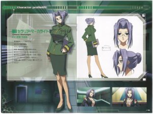 Rating: Safe Score: 4 Tags: cellaria_markelight megane pantyhose soul_link uniform User: acas