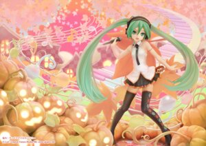 Rating: Safe Score: 35 Tags: hatsune_miku headphones nekoita photo thighhighs vocaloid User: Mr_GT