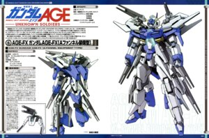 Rating: Safe Score: 7 Tags: ebikawa_kanetake gundam gundam_age mecha User: lms521