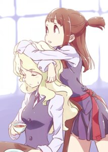 Rating: Safe Score: 35 Tags: atsuko_kagari diana_cavendish little_witch_academia seifuku tama_(sin05g) User: nphuongsun93