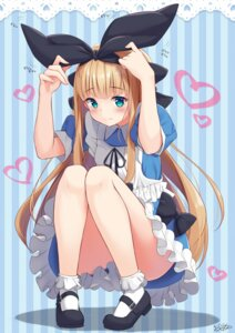 Rating: Safe Score: 71 Tags: dress mirea mononobe_alice nijisanji User: hiroimo2