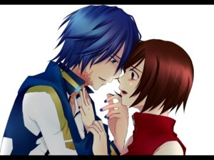 Rating: Safe Score: 7 Tags: holic kaito meiko vocaloid User: charunetra