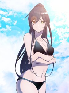 Rating: Safe Score: 18 Tags: bikini breast_hold cleavage shirase_sakuya swimsuits the_idolm@ster the_idolm@ster_shiny_colors yas User: mash
