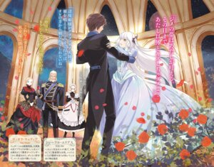 Rating: Safe Score: 6 Tags: dress heels hosoi_mieko maid tagme uniform User: kiyoe