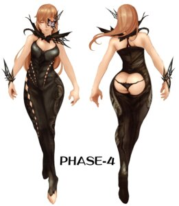 Rating: Safe Score: 34 Tags: ass cleavage dead_or_alive eyepatch pantsu phase-4 User: Yokaiou