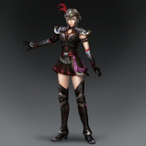Rating: Safe Score: 10 Tags: armor cg dynasty_warriors dynasty_warriors_8 heels thighhighs User: Radioactive