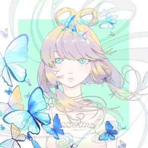 Rating: Safe Score: 8 Tags: luo_tianyi vocaloid yal User: animeprincess