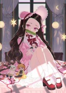 Rating: Questionable Score: 27 Tags: chibi heels japanese_clothes kamado_nezuko kamado_tanjirou kimetsu_no_yaiba lolita_fashion sarina_matsumura skirt_lift uniform wa_lolita User: yanis