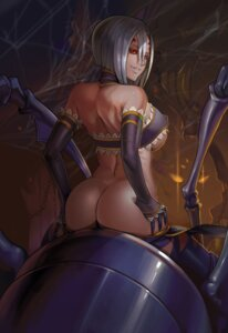 Rating: Questionable Score: 48 Tags: ass bikini_top dantewontdie erect_nipples monster_girl monster_musume_no_iru_nichijou nopan rachnera_arachnera underboob User: NotRadioactiveHonest